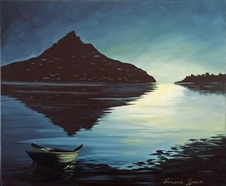 Tairua by Moonlight